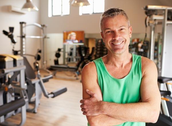 Postura e sport dilettantistico