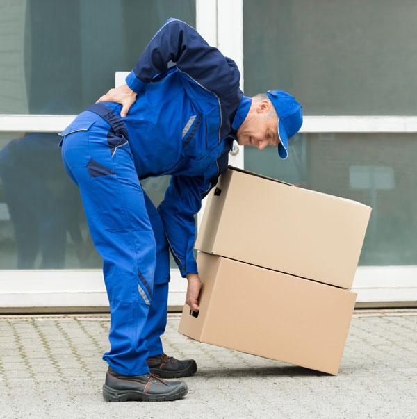 Carichi e patologie posturali dei lavoratori