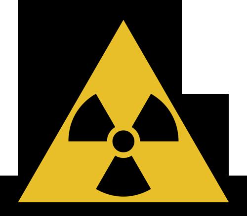 pericolo radiologia